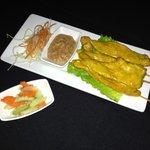 Thai Chicken Satay!