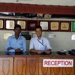 Ratna Hotel Reception