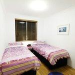 3 Bedroom Villa - 3rd Bedroom, 2 single beds