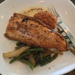 Pan-seared Rainbow Trout