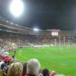 St Kilda vs. Sydney in Anzac Day AFL Clash, Wellington