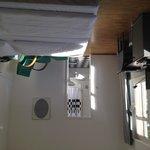 Sunny room on the 1st floor