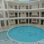 pool with interior