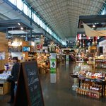 Markthallen Charakter