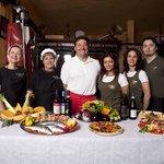 Lo staff del   Ristorante- Pizzeria del Cavallino Matto