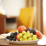 Fruit plate for Comfort Room