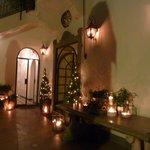 candlelit casa buonocore