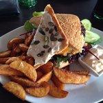En Cosy Burger