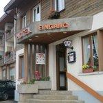 Eingang Adler Sigriswil