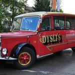 OldtimerCar von Dysli