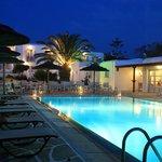 Foto de Aeolos Mykonos Hotel