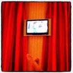 Vista TV desde la cama