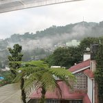 Morning in Gangtok (view from Balcony)