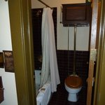 Bathroom, with old style cistern