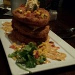 Fried green tomatoes yummy