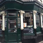 The Saint James pub, St James Street, Brighton