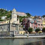 Vernassa  village des Cinque Terre