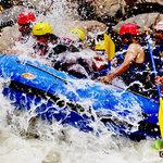 Rafting et tubing