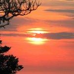 Sunrise on the Eastern Cape