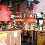 Mellow Mushroom Bar Area
