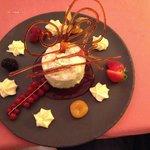 Le dessert / Photo By Juanito