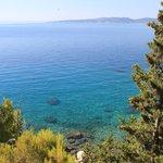 Sicht aufs Meer