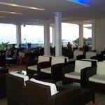 Salon du Bar en bord de mer