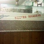 Banco preparazione pizze