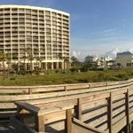 Panoramic view of the Galvestonian
