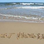 plaża ;)