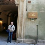 Hotel Duomo entrance