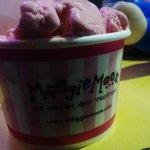 Maggie Moo's Strawberry