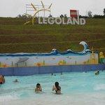 Legoland Water Park - wave pool