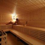 The Cliff Bay | Sauna