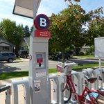 Boulder B-cycle station