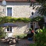 """Chambre d'hôtes """"La maison rose"""" à Puiseaux (Loiret)"""