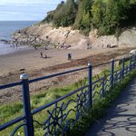 Characterful Combe Martin Beach - only 5 mins away!