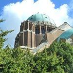 Basílica Sacré-Coeur-exteriores