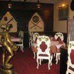 Restaurant Innenansicht (interior)