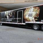 Lynyrd Skynyrd Unloading For A Show