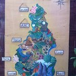 carte de l'ile