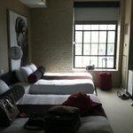 Beautiful rooms!