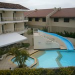 33-Praia Brava Hotel: vista dde la suite