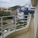 34-Praia Brava Hotel: vista dde la suite