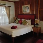Our deluxe cottage bungalow room