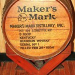 The Maker's Barrel stamp