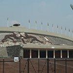 Mural de Diego Rivera en el Estadio