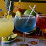 come and try our homemade Margaritas