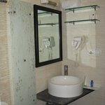 Wash basin racks