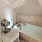 Tower Suite's bath tub